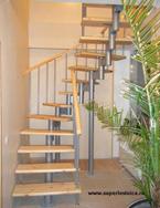 Модульная лестница с шагом 19 ( 1,5) см и 22,5 ( 1,5) см1